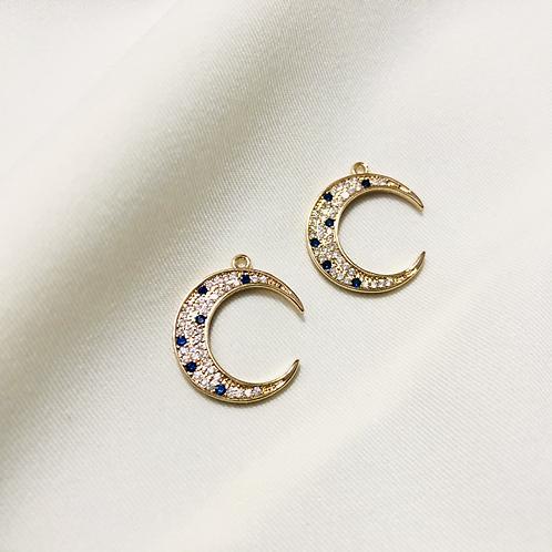 Crescent Arc   19 x 17 mm (L)