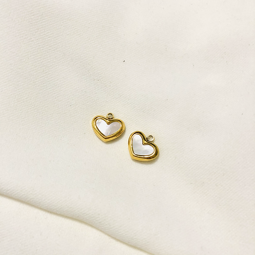 Shell Heart | 13 x 10mm (S)