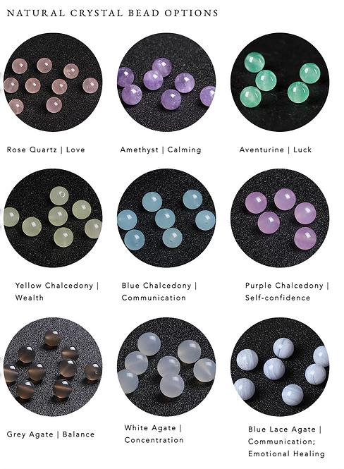 Natural Bead Crystals