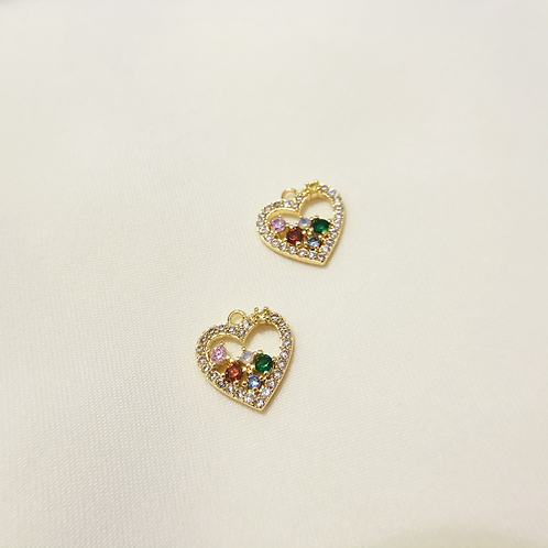 Bejeweled | 12x13 mm (S)