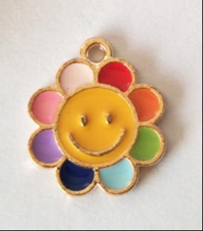 Rainbow Sunflower | 17 x 19 mm (S)