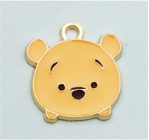 Pooh   19 x 20  mm (M)