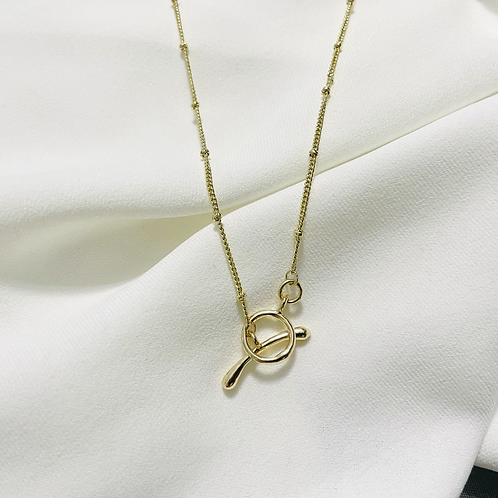 Wishbone Multi Way Necklace