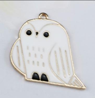 Owl | 24 x 24  mm (L)