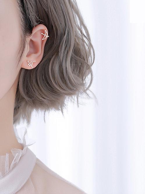Constellation Ear Cuff (925)