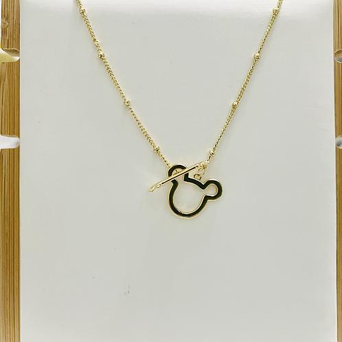 Mickey Multi Way Necklace