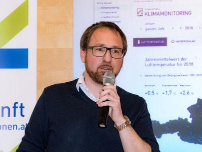 Alexander Orlik, Zentralanstalt f. Meteorologie und Geodynamik
