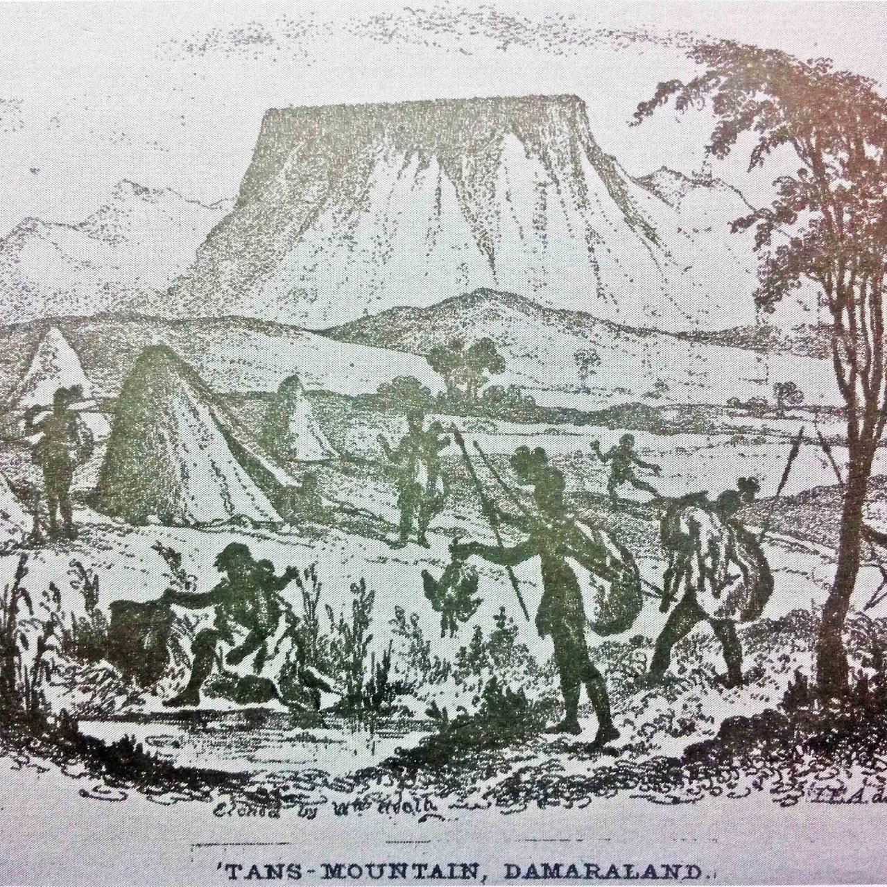 'Tans Mountain, Alexander 1837