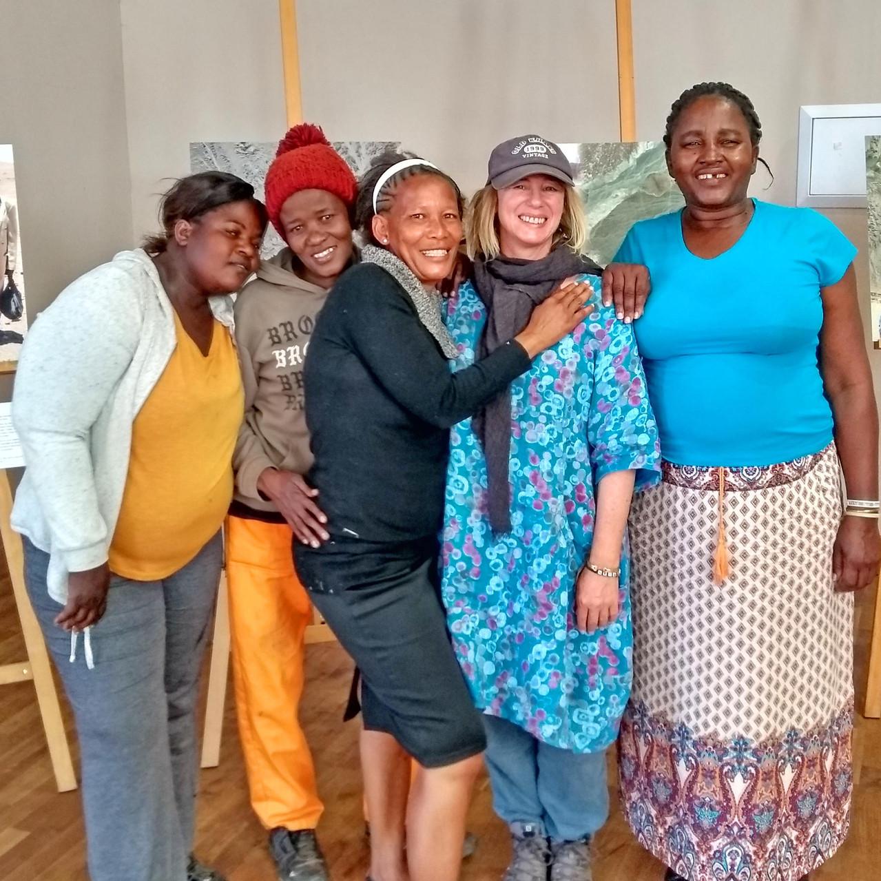 Sesfontein women