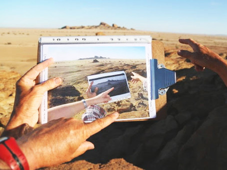 Climate change complexity: repeat landscape photographs of the Pro-Namib and Namib Desert