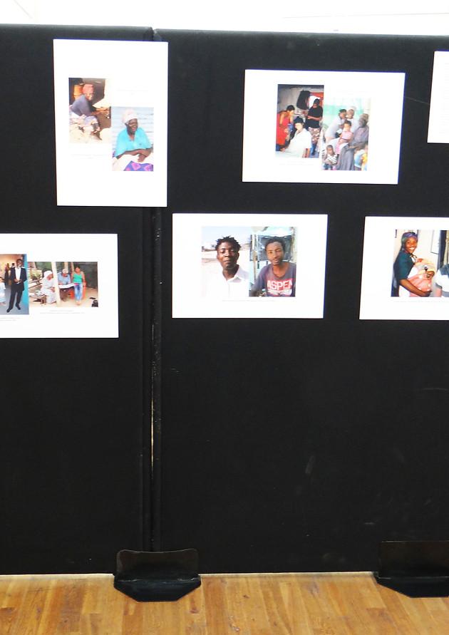 12. Rick's Okombahe portraits, Sian Sull