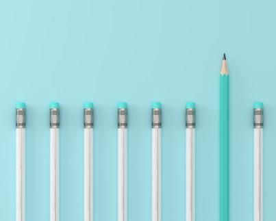 branded pencils