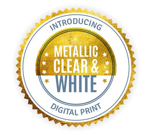 Metallic printing