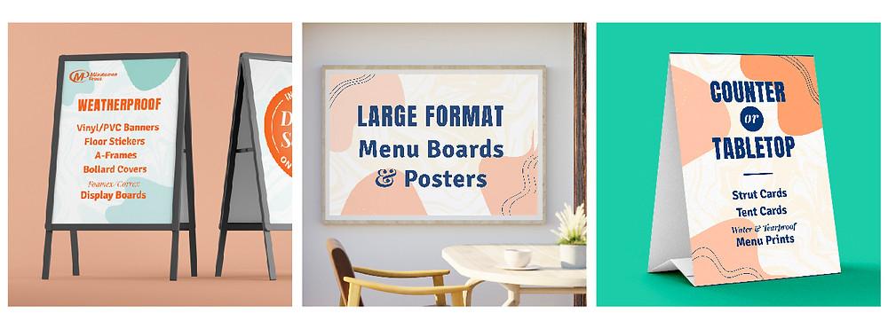 Print Essentials for businesses