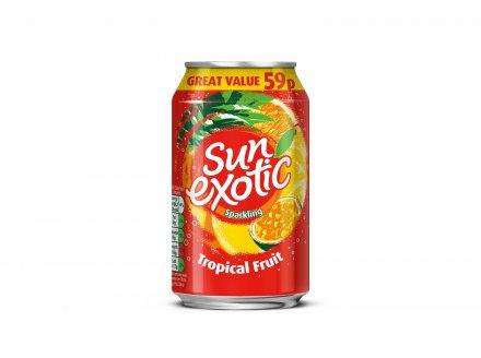 Sun Exotic Tropical PM 59p 330ml