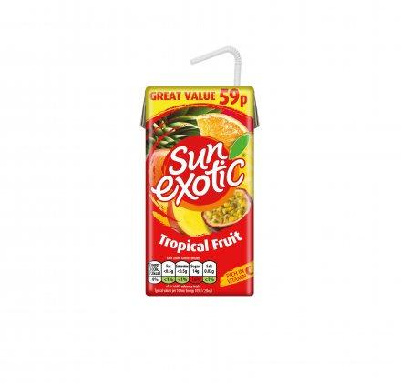 Sun Exotic Tropical PM 59p 288ml