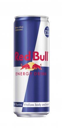 Red Bull Original PM £2.15