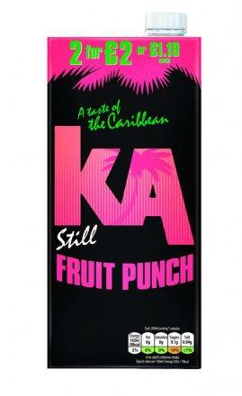 Ka Fruit Punch PM £1.19/2 For £2
