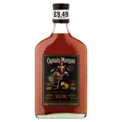 Captain Morgan The Original Rum 35cl PM £9.49