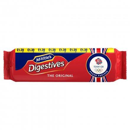 McVitie's Digestives The Original PM £1.39