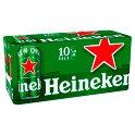 Heineken Lager Beer 10 x 440ml