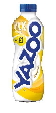 Yazoo Banana Milk PM £1 400ml