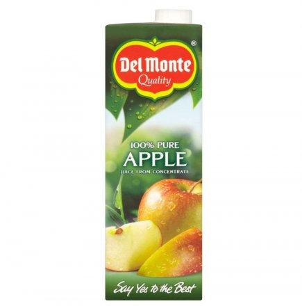 Del Monte Apple 100% 1ltr