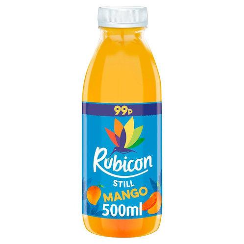Rubican Still Mango 500ml