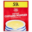 Happy Shopper Instant Custard Powder 72g  PM 59p