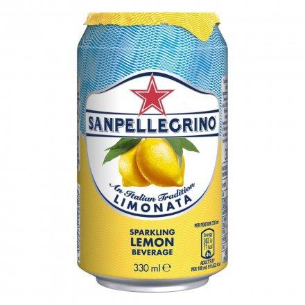 San Pellegrino Limonata Lemon 330ml
