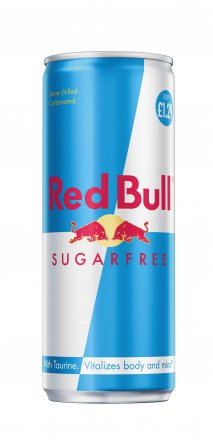 Red Bull Sugar Free PM £1.29