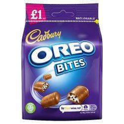 Cadbury Oreo Bites Bag £1 95g