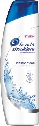 Head & Shoulders Anti-Dandruff 2-In-1 Classic Clean Shampoo
