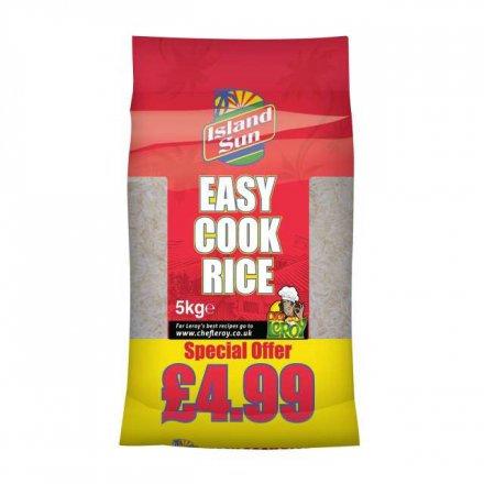 Island Sun Easy Cook Rice PM £4.99