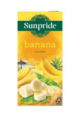 Sunpride Banana Juice Drink 1ltr