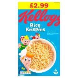 Kellogg's Rice Krispies Cereal 510g