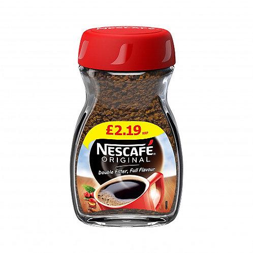 Nescafe Original Instant Coffee 50g