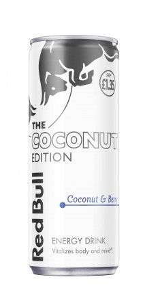 Red Bull Coconut & Berry PM £1.35