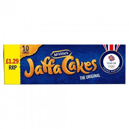 McVities Jaffa Cakes PM £1.29