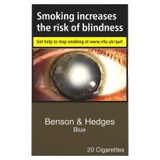 Benson & Hedges Blue King Size 20 Pack