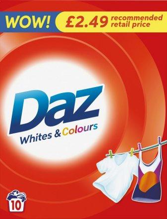 Daz Powder 10w PMP £2.49