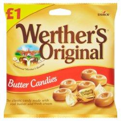 Werther's Original Butter Candies 110g