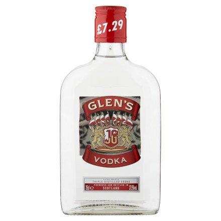 Glens Vodka 35cl PM £7.29