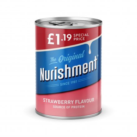 Nurishment Strawberry PM £1.19
