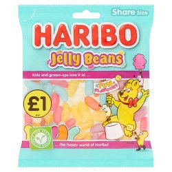 HARIBO Jelly Beans Bag 60g £1PM