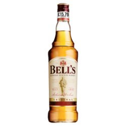 Bell's Blended Scotch Whisky 70cl PM £15.79