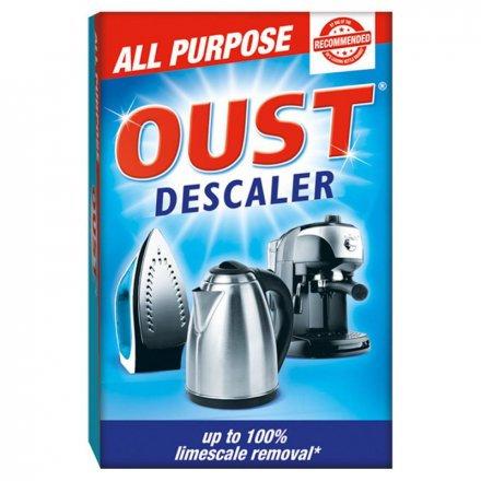 Oust All Purpose Descaler - 3 Sachets