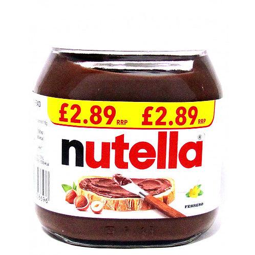 Nutella Spread £2.89
