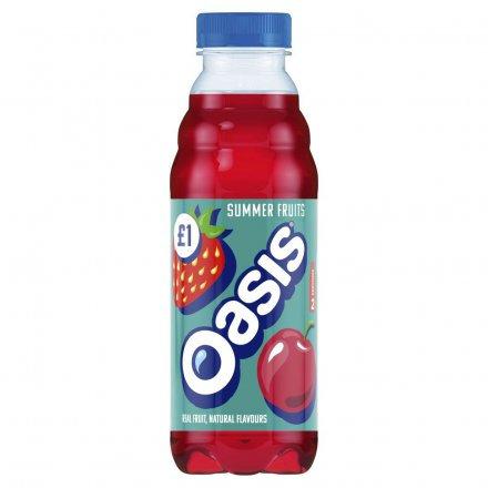 Oasis Summer Fruits £1 500ml