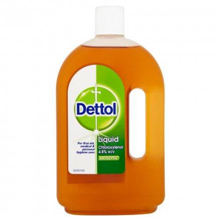Dettol Antiseptic Disinfectant Original 750ml